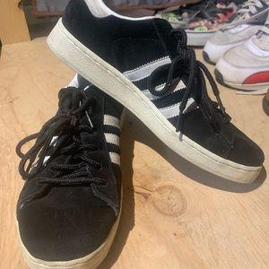 Old school vintage Adidas  Campus sneakers